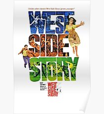 West Side Story movie poster Poster