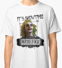 Beetlejuice - It's Showtime Classic T-Shirt