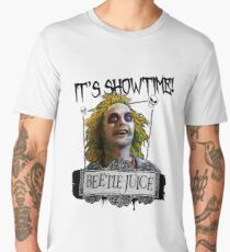Beetlejuice - It's Showtime Men's Premium T-Shirt