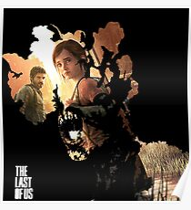 The last of us, photo in clicker Poster