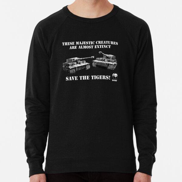 Save the Tigers! Lightweight Sweatshirt