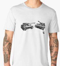 Save the Tigers! Men's Premium T-Shirt