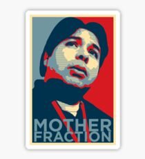 Julio Avasan - Mother Fraction Sticker