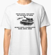 Berceuse de tigre T-shirt classique