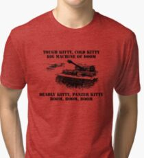 Tiger tank lullaby Tri-blend T-Shirt