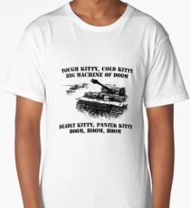 Tiger tank lullaby Long T-Shirt