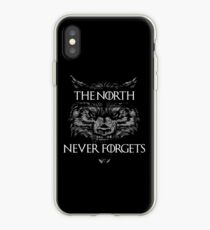 The North Never Forgets iPhone Case