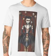 The Doll Collector Men's Premium T-Shirt