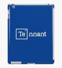 Tennant, the 10th Element iPad Case/Skin