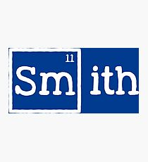 Smith, the 11th Element Photographic Print