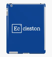 Eccleston, the 9th Element iPad Case/Skin