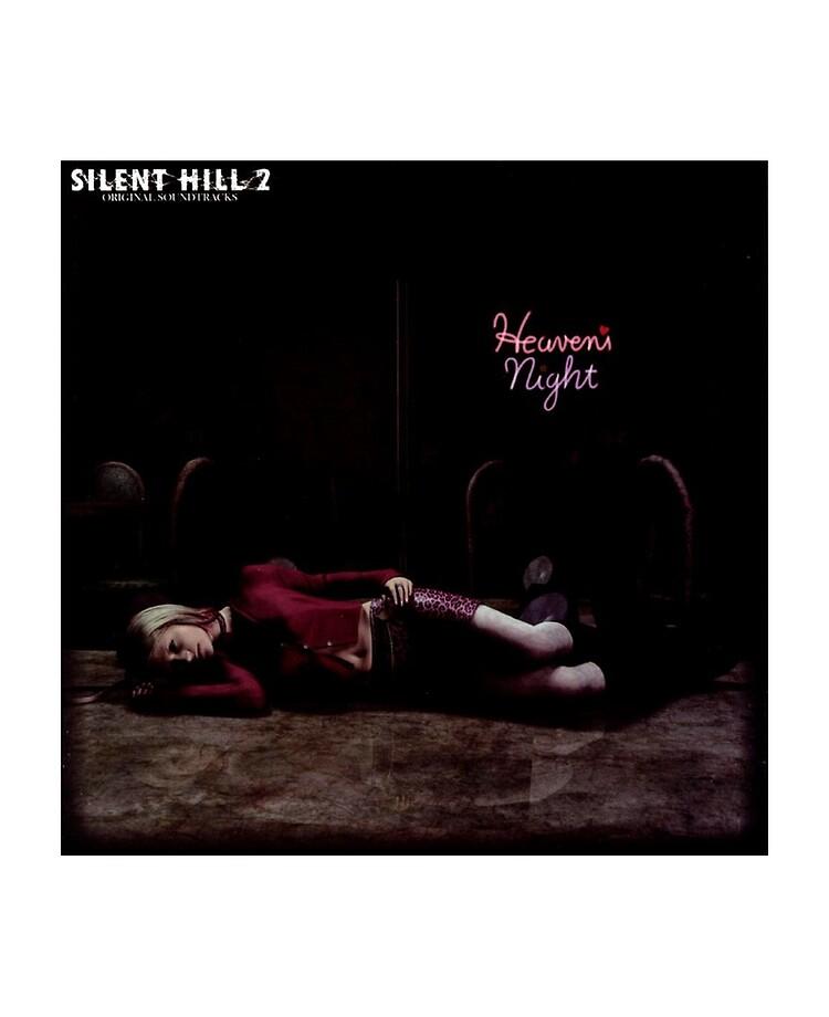Silent Hill 2 Ost Album Artwork Ipad Case Skin By Aidenmunro