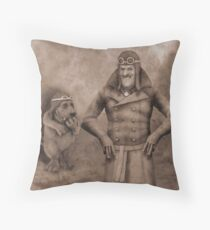 An Audience With The Hapless Throw Pillow