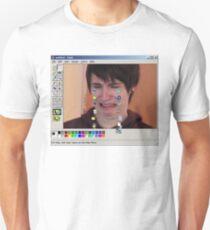 dan ms-dos Unisex T-Shirt
