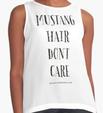 MUSTANG HAIR DONT CARE Contrast Tank