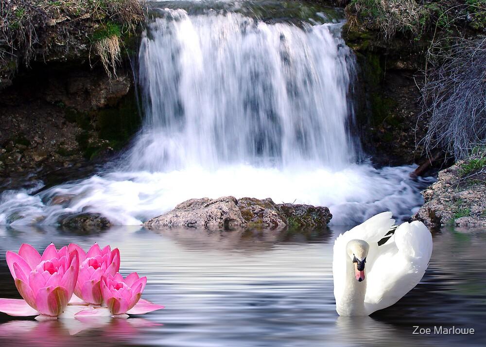 The Waterfall by Zoe Marlowe
