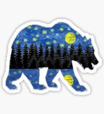 Summer Nights Sticker