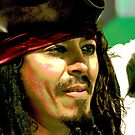 Like Cap'n Jack Sparrow by phil decocco