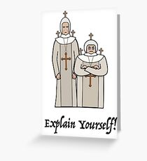 Have You Met The Relatives? Greeting Card