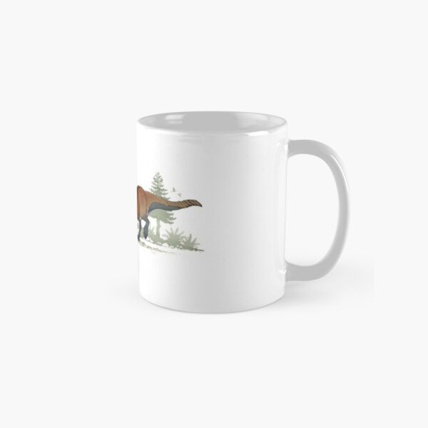Double feature; Triceratops and Tyrannosaurus rex Classic Mug