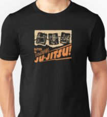 Ju Jitsu! – Blitzed By Lightning T-Shirt