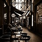 Arcade Dining by Lisa  Kenny