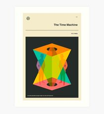THE TIME MACHINE Art Print
