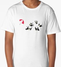 Fainting Goats Long T-Shirt