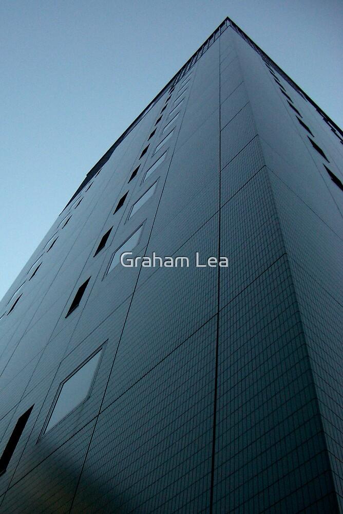 The New Osaka by Graham Lea