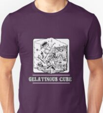 Gelatinous Cube : Inspired by Dungeons & Dragons T-Shirt