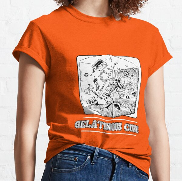 Gelatinous Cube : Inspired by Dungeons & Dragons Classic T-Shirt