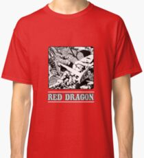 Red Dragon : Inspired by Dungeons & Dragons Classic T-Shirt