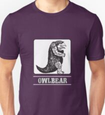 Owlbear : Inspired by Dungeons & Dragons  T-Shirt