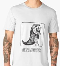 Owlbear : Inspired by Dungeons & Dragons  Men's Premium T-Shirt