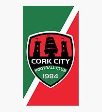 Cork City FC Photographic Print