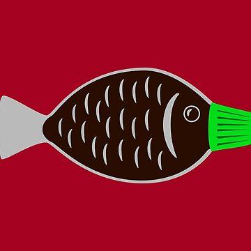 Sojasauce Fisch von jezkemp