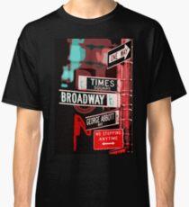 Broadway Street - New York City Classic T-Shirt