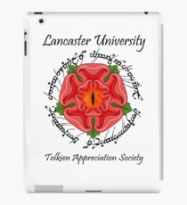 Lancaster University Tolkien Appreciation Society iPad Case/Skin