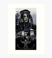 The Witcher - The Hearts of Stone Art Print