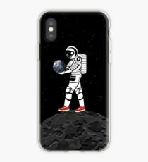 my imagination lies within the cosmos iPhone Case
