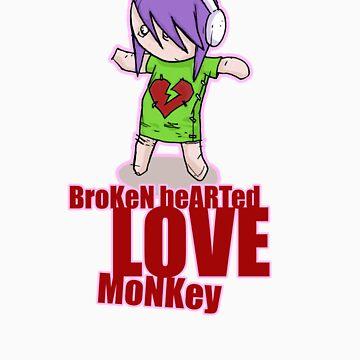 LoveMonkey by ChrisRabbit