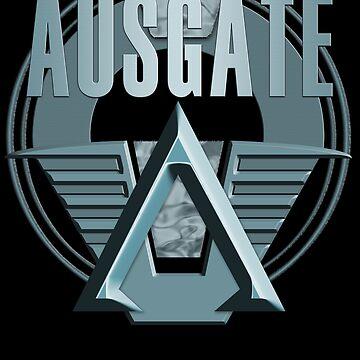 AusGate Poster by AusGate