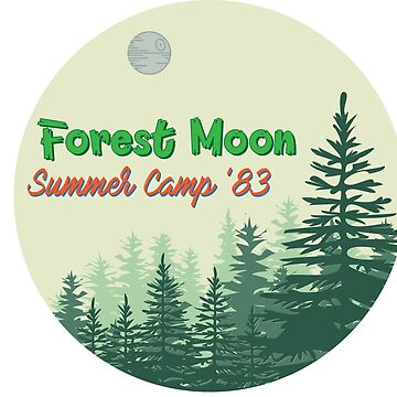 Forest Moon Summer Camp '83 by wreckitash