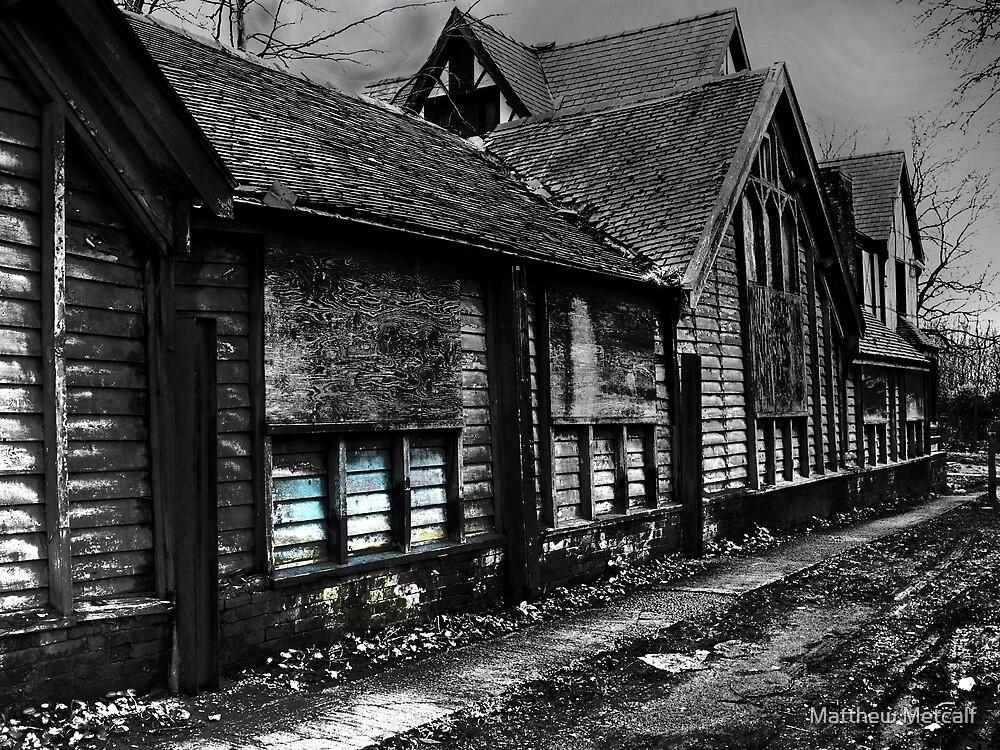 Forgotten place by Matthew Metcalf