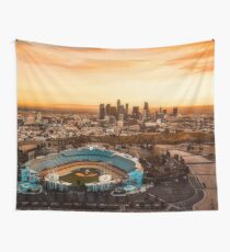 Los Angles Stadium  Wall Tapestry