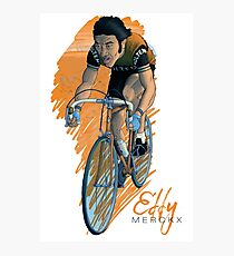 Eddy 'Le Cannibale' Merckx Photographic Print