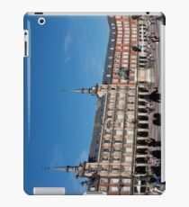 Plaza Mayor, Madrid iPad Case/Skin