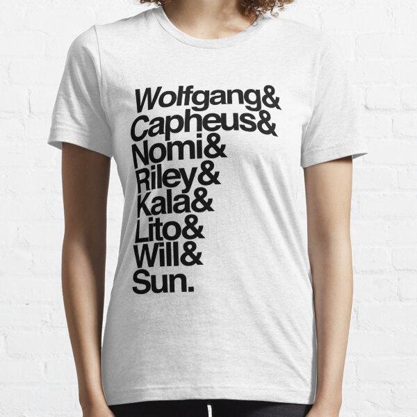sense8 T-shirt essentiel