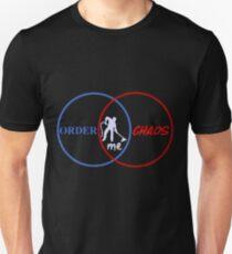 Order Chaos Me - Jordan Peterson Unisex T-Shirt