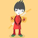 Little Ninja by volkandalyan